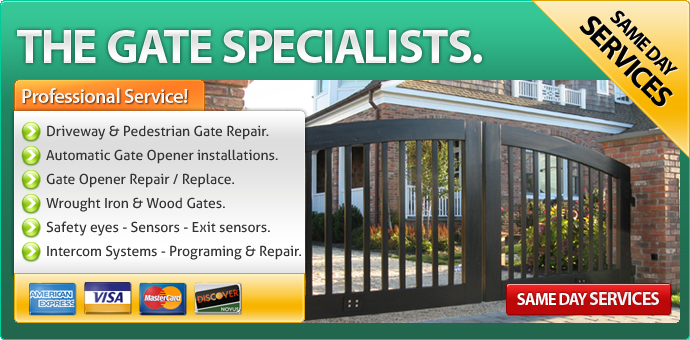 Gate Repair Derby CO